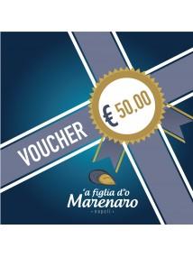 Voucher Regalo 50 euro