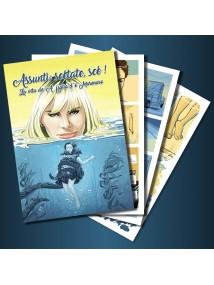 Libro fumetto 'A Figlia...